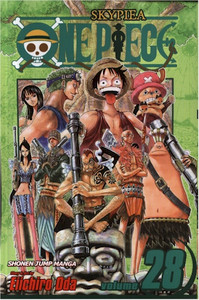 One Piece Graphic Novel 28