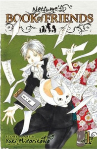 Natsume's Book of Friends Graphic Novel Vol. 01