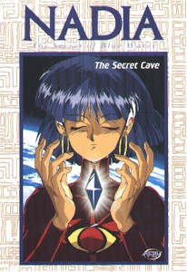 Nadia The Secret of Blue Water 08: The Secret Cave