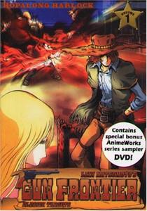 Gun Frontier DVD Vol. 01