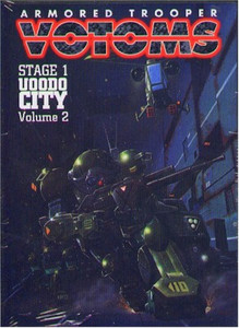 Armored Trooper Votoms Stage 1: Uoodo City - Vol. 02