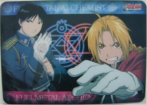 Fullmetal Alchemist Lunchmat #62046-2