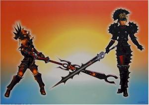 Final Fantasy X-2 Poster #4039