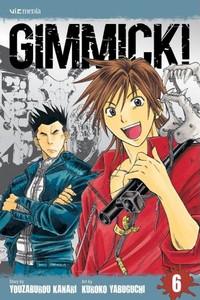 Gimmick! Graphic Novel 06