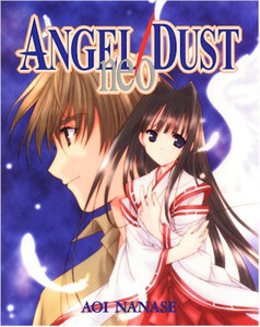 Angel Dust Neo Graphic Novel 01