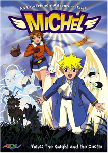 Michel DVD 04 The Knight and the Castle (Used)
