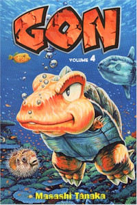 Gon Graphic Novel 04