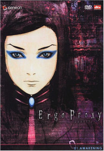 Ergo Proxy DVD 01 Awakening