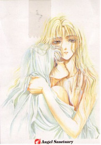 Angel Sanctuary Wallscroll #070