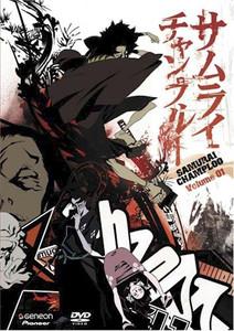 Samurai Champloo DVD 01