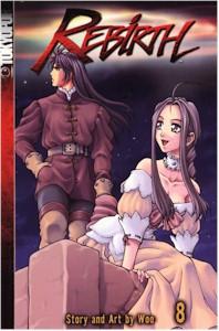 Rebirth Graphic Novel Vol. 08