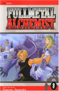 Fullmetal Alchemist Graphic Novel 08