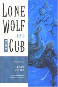 Lone Wolf & Cub Graphic Novel Vol. 23