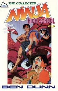 Ninja High School Vol. 9: Long Distance Bottle