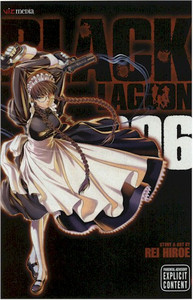 Black Lagoon Graphic Novel 06