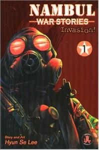 Nambul: War Stories GN 01 Invasion