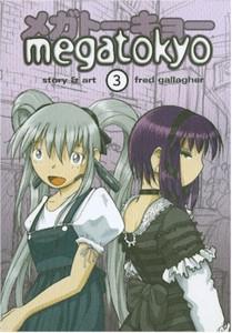 Megatokyo Graphic Novel Vol. 03