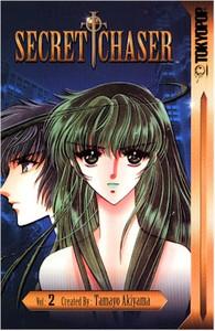 Secret Chaser Graphic Novel 02