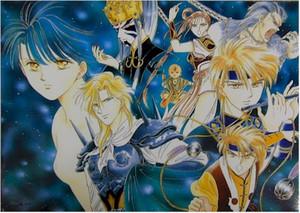 Fushigi Yuugi Poster #3042