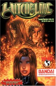 Witchblade Graphic Novel 04