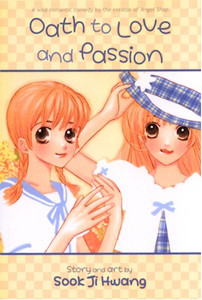 Oath to Love and Passion Graphic Novel 01