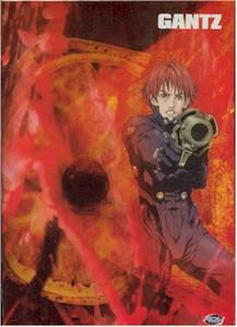 Gantz DVD Limited CollectorΓÇÖs Edition w/v.01