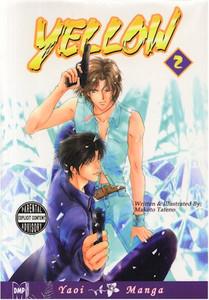 Yellow Graphic Novel 02