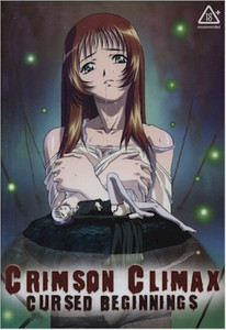 Crimson Climax DVD Cursed Beginnings