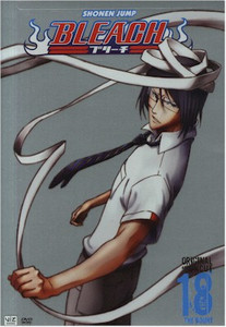 Bleach DVD 18