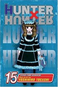 Hunter X Hunter Graphic Novel 15