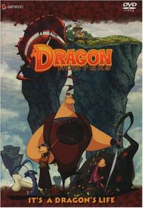 Dragon Hunters DVD 01 It's A Dragon's Life