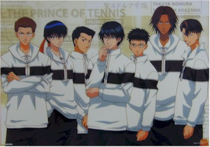 Prince of Tennis Poster #4096