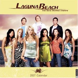 Laguna Beach 2007 Calendar #14512