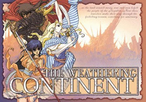Weathering Continent DVD