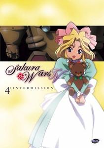 Sakura Wars TV DVD Vol. 04