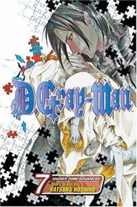 D. Gray-Man Graphic Novel 07
