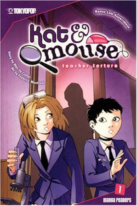 Kat & Mouse Graphic Novel 01
