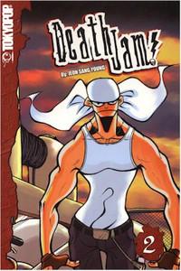 Death Jam Graphic Novel 02