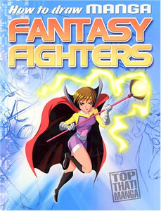 HTD Manga Fantasy Fighters (English)