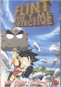 Flint the Time Detective DVD Vol. 04