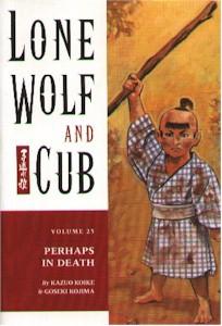 Lone Wolf & Cub Graphic Novel Vol. 25