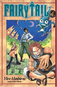 Fairy Tail Graphic Novel 04