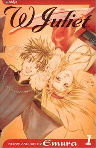 W Juliet Graphic Novel 01