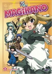 Magikano DVD 02
