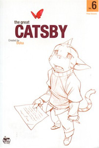 Great Catsby Graphic Novel 06