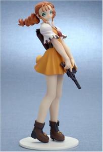 Gun X Sword Wendy Garret PVC Statue