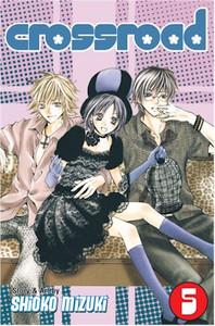 Crossroad Graphic Novel 05