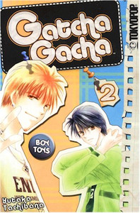 Gatcha Gacha Graphic Novel 02