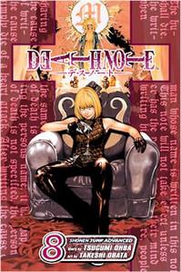Death Note Graphic Novel 08