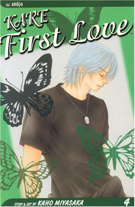 Kare First Love Graphic Novel 04